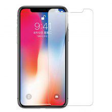 Mobile Phone Tempered Glass Screen Protector for iPhone X