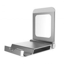360 Degree Rotate Aluminum Alloy Desktop Tablet PC and Mobile Phone Stand