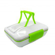Stainless Steel Portable Insulation Electric Lunch Box