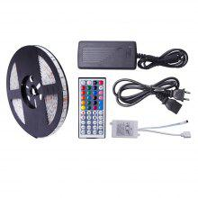 ZDM Waterproof Highlight 5M 5050RGB LED Light Strip and IR44 Controller 12V/3A