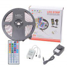 HML IP65 5050 x300RGB LED Lights Kit with 44key IR Remote Controller and AU-plug
