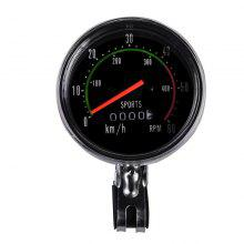 Bicycle Mechanical Speedometer