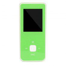 3.5mm audio jack MP3 Lossless Sound Music Player FM Recorder TF Card