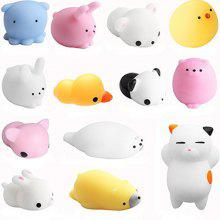 28% OFF Relief Jumbo Squishy Animals Stress Toy 13PCS