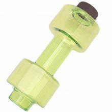 Creative Multifunctional Dumbbell Water Plastic Cup Sealed Leak Proof 550ML
