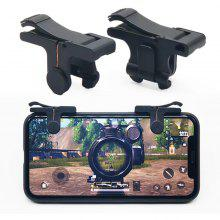 Gaming Trigger Shooting Fire Button Aim Key Smart Phone The Controller L1R1 2PCS