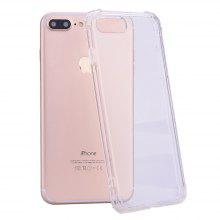 Cover Case for iPhone 7 Plus / 8 Plus 360 Drop Protective Clear TPU Gel