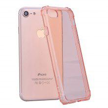 Cover Case for iPhone 7 / 8 360 Drop Protective Clear TPU Gel