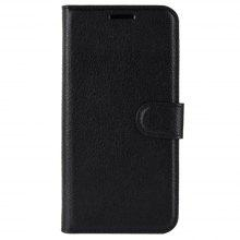 PU Leather Full Body Case Cover with Wallet for Lenovo S5