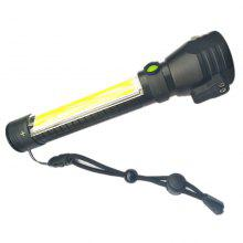 Multi-Function Escape Rescue Flashlight Portable for Hiking Camping Traveling