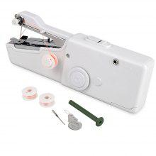 Portable Handheld Electric Sewing Machine Stitch Needlework Fabrics Home Tool