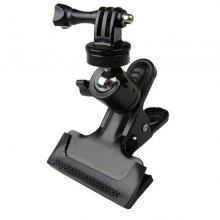 Sports Camera Clip 360 Degree Head Design