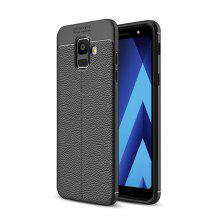Case for Samsung Galaxy A6 2018 Shockproof Back Cover Soft TPU