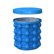 Ice Cube Maker Saving Ball Bucket Party Drink Tub Silicone Trays Mold