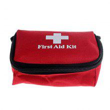 Emergency Survival Bag Mini Family First Aid Kit Sport Travel Kit 11PCS
