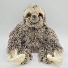 Simulation Tropical Forest Animal Sloth Stuffed Plush Toys