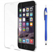 SZKINSTON Tempered Glass Screen Protector Film Capacitive Pen for iPhone 8 / 7