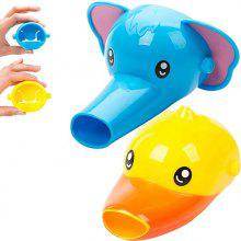 Faucet Extender for Kids Set of Animal Spout Extenders for Sink 2PCS