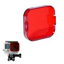 Outdoor Seabed Water Dive Filter Underwater Lens Suitable for Gopro Hero 3