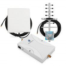 Phonetone 1900MHz Band 2 Cell Phone Signal Booster Repeater Amplifier Kit