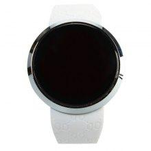 Seasonal 3152340 Touch Screen LED Electronic Fashion Student Jelly Lovers Watch