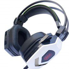 TBOTB G188 Adjusted Vibration USB Wired Gaming Headset Virtual 7.1 Sounds