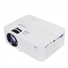 Smart Projection Office Portable Mini Home Theater HD Projector