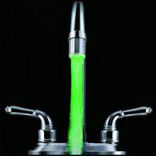 LED Water Faucet Stream Light Aerator for Tap