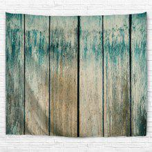 Cyan-Blue Board 3D Printing Home Wall Hanging Tapestry for Decoration