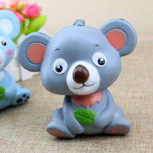 Jumbo Squishy Coloured Koala Relieve Stress Toys