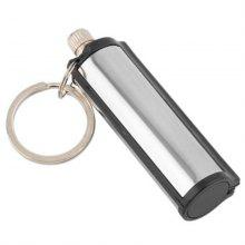 Outdoor Emergency Fire Starter Flint Lighter Metal Camping Hiking Survival Tool