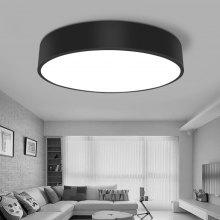 Office Chandelier Round Modern Ceiling Light for Bar Study Restaurant