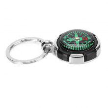 New Personality Tire Compass Keychain Key Chain