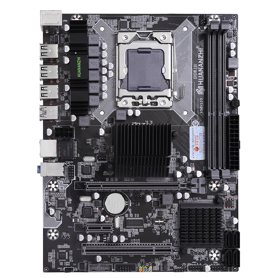 Integrated Motherboard Support RX Series Graphics Card CPU Intel USB 3.0 Pci e Slot Tested