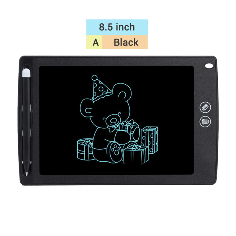 School,Office Electronic Graphics Tablet Creative 3 Pcs LCD Tablet Childrens Drawing Board Graffiti Board Light Energy Writing Board for Kids and Adults for Home