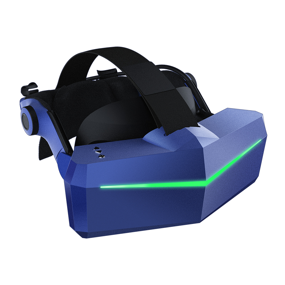 imax Vision 8K Plus Virtual Reality Headset with Wide 200 degrees FOV Dual 4K UHD RGB Panels for PC VR Video Game 3D VR Glasses
