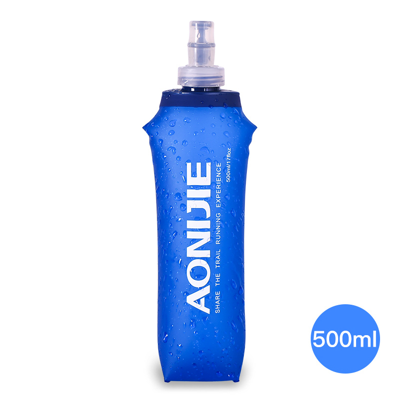 Soft Flask Collapsible Water Bottle Folding Water Container
