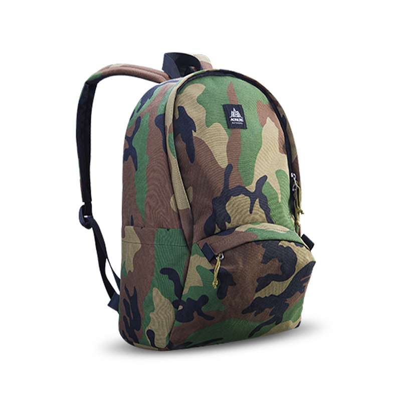 New fashion large capacity waterproof computer bag outdoor sport travel portable backpack for men and women camouflage
