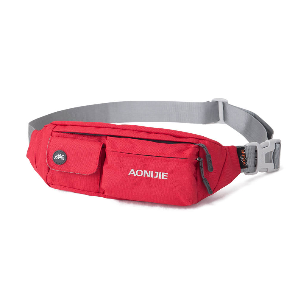 British Lion Sport Waist Bag Fanny Pack Adjustable For Run