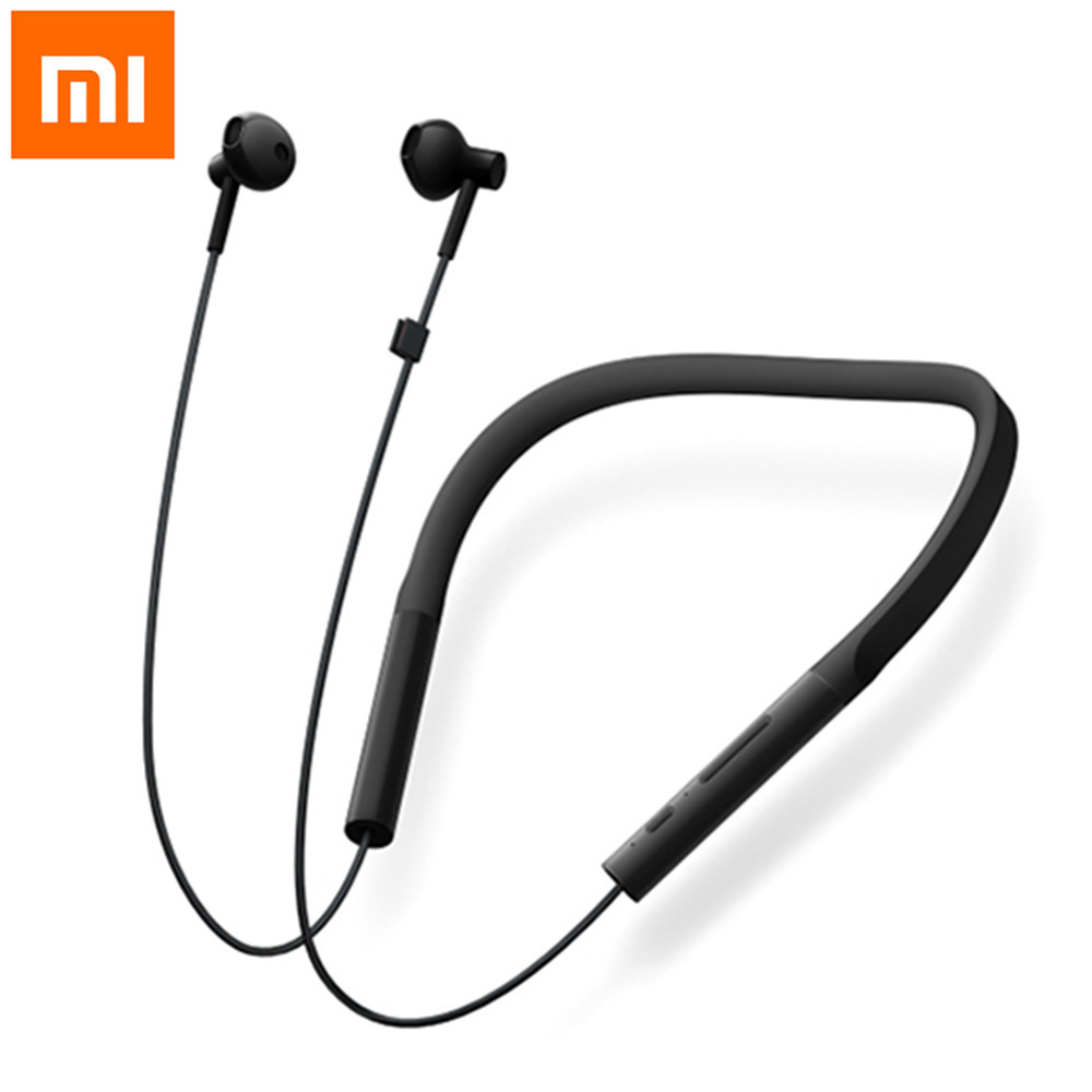 Xiaomi Necklace Wireless Bluetooth Earphone Earbuds Young Version With Mic In Line Control Headsets Sale Price Reviews Gearbest Mobile