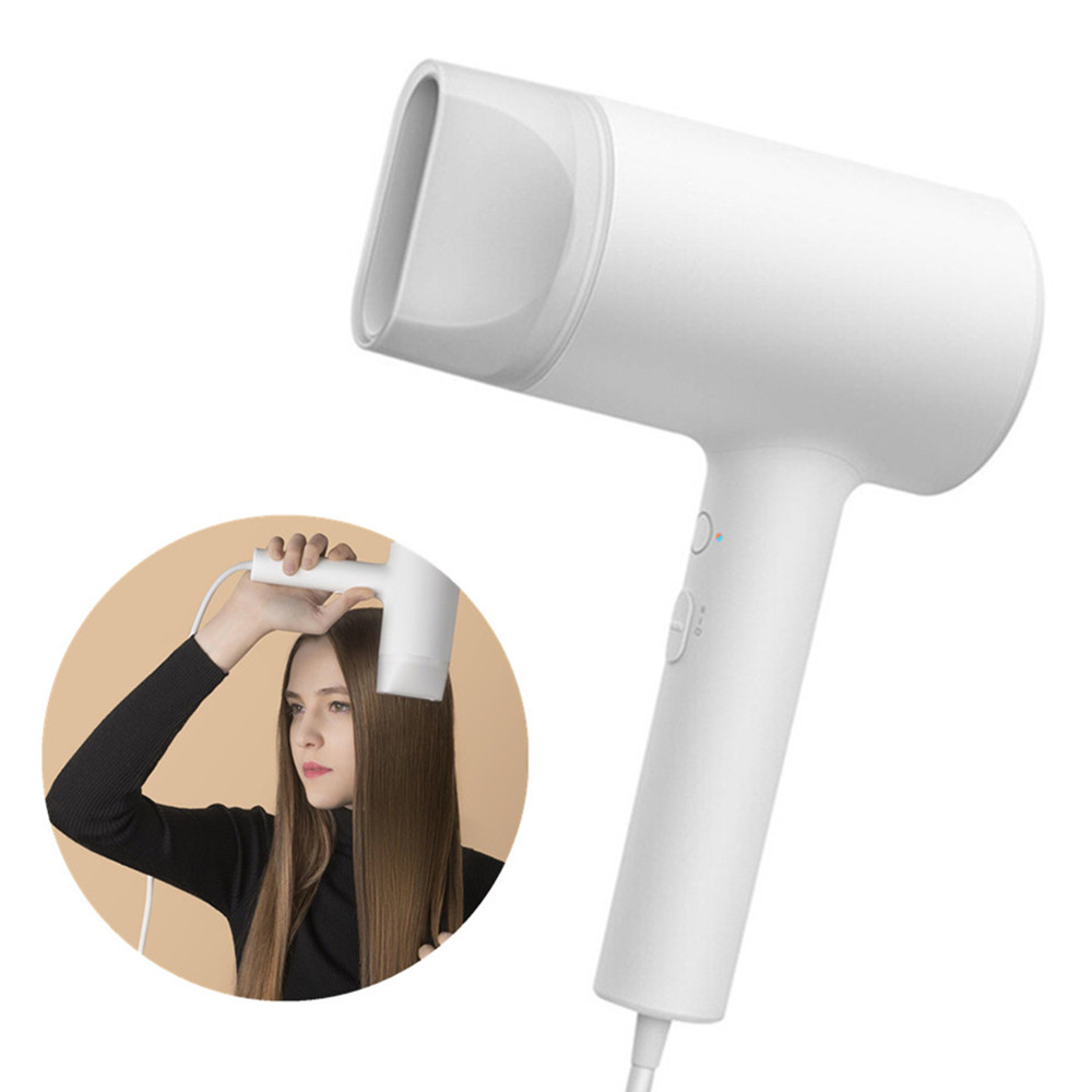 Original Xiaomi Mijia Cmj0lx Water Ion Electric Hair Dryer 1800w Home Travel Quick Dry Hair Care Hairdryer Sale Price Reviews Gearbest Mobile