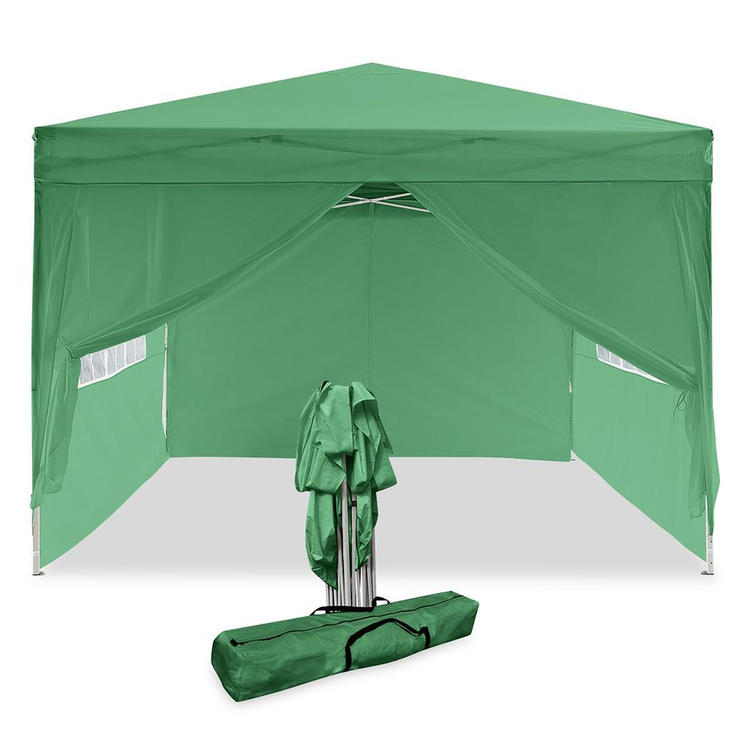 Polyester Pop Up Canopy 10