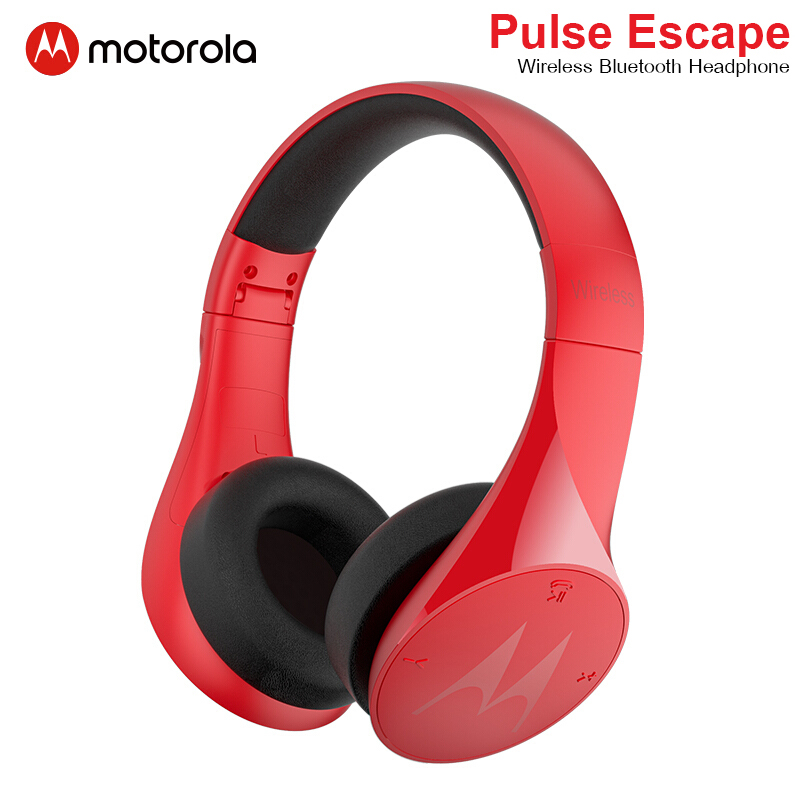 Motorola Pulse Escape Bluetooth Wireless Headphones With Foldable Design Smart Noise Reduction Sale Price Reviews Gearbest