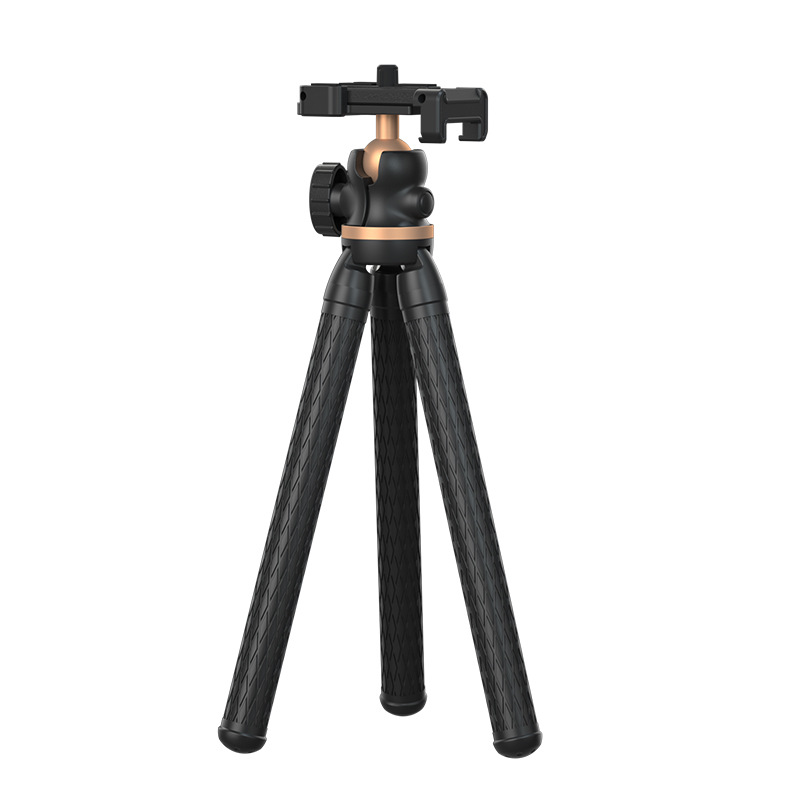 for DSLR//SLR Camera Z-XFY Portable Travel Camera Photographic Tripods Professional Compact Aluminum Retractable Folding Monopods with 360 Degree Head