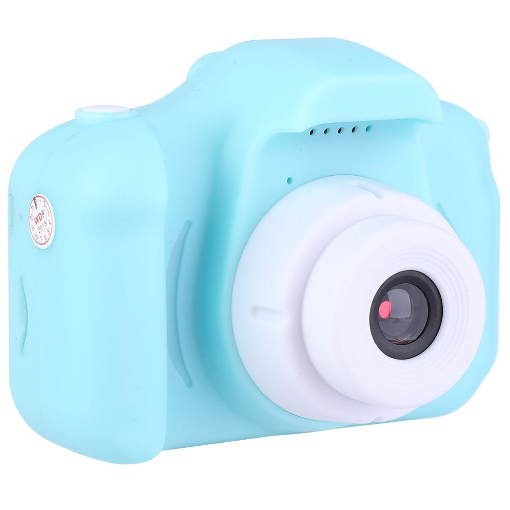 Mini HD 1080P 2.0Inch LCD Compact Digital Camera For Kids Children Toy Gift UK