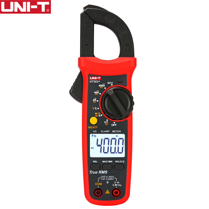 KANJJ-YU MCH-98100A Digital Clamp Multimeter High Precision AC DC Automatic Range Digital Clamp Meter