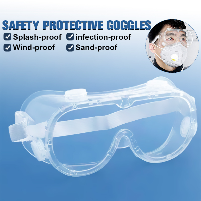 Washable Reusable Face Cover with Eye Shield Riding Windproof Equipment for Kids 【in Stock U.S.!!!】 Integrated Design of Goggles and Face Bandanas
