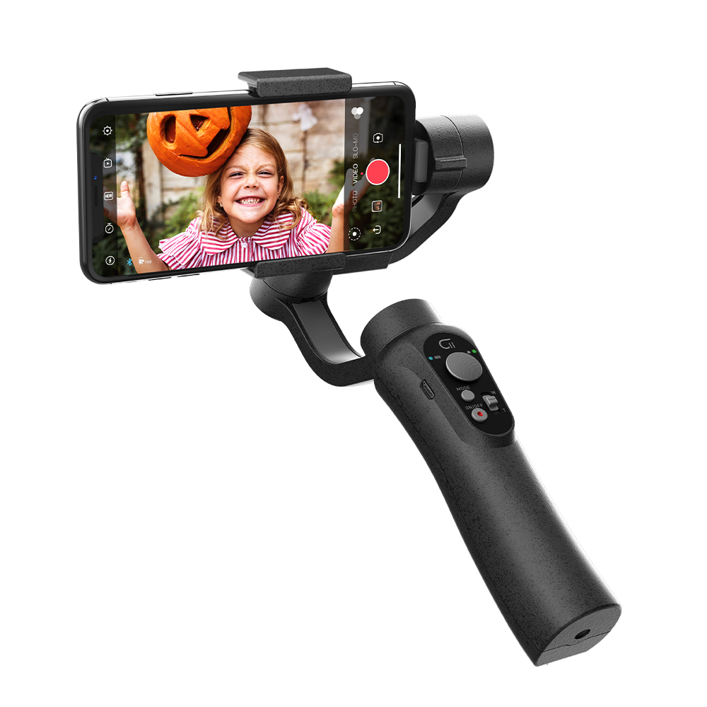 ZHIYUN Official Cinepeer C11 3 Axis Phone Handheld Gimbal Stabilizer Dolly Zoom Panorama for iPhone Samsung Xiaomi Huawei Vivo Smartphone  Czech Republic