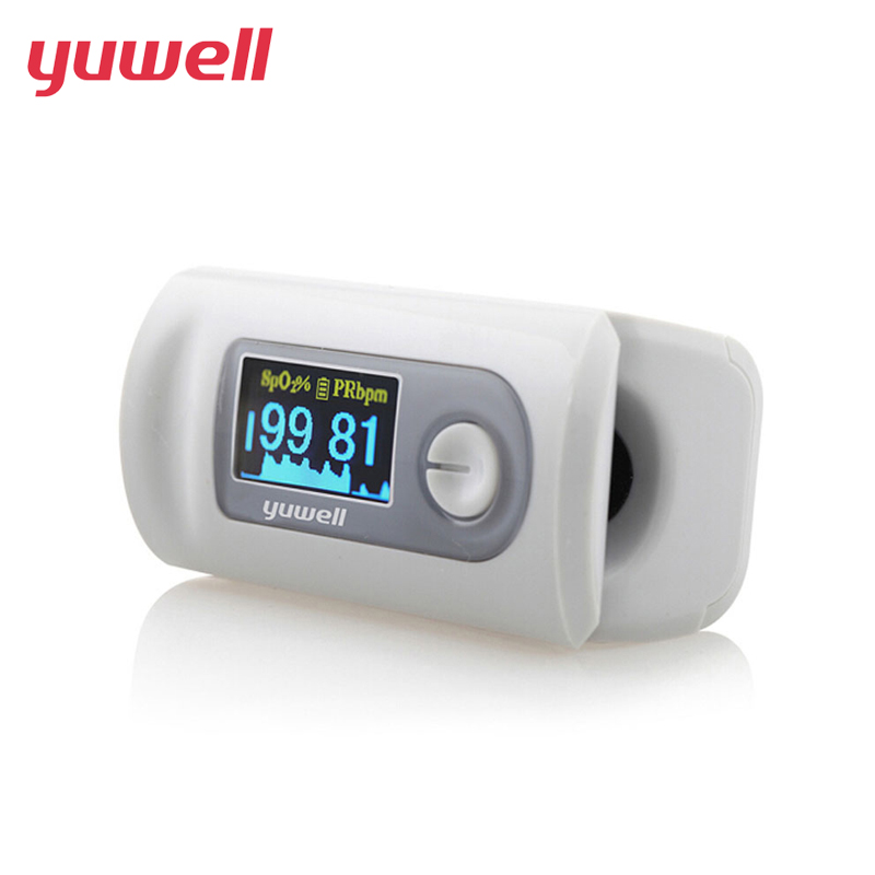 Yuwell YX301 Pulse Finger Oximeter Portable Pulse Oximeter Blood Monitor