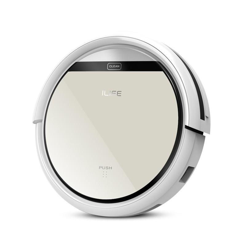 ILIFE V5 Robot Vacuum Cleaner with Sweeping Dry Remote Control Wireless Automatic Recharge - China